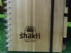 Гравировка на деревянном сувенире