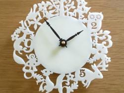 Необычный циферблат для часов