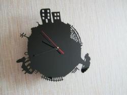 Необычные часы для квартиры
