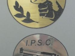 Шильдик для IPSC